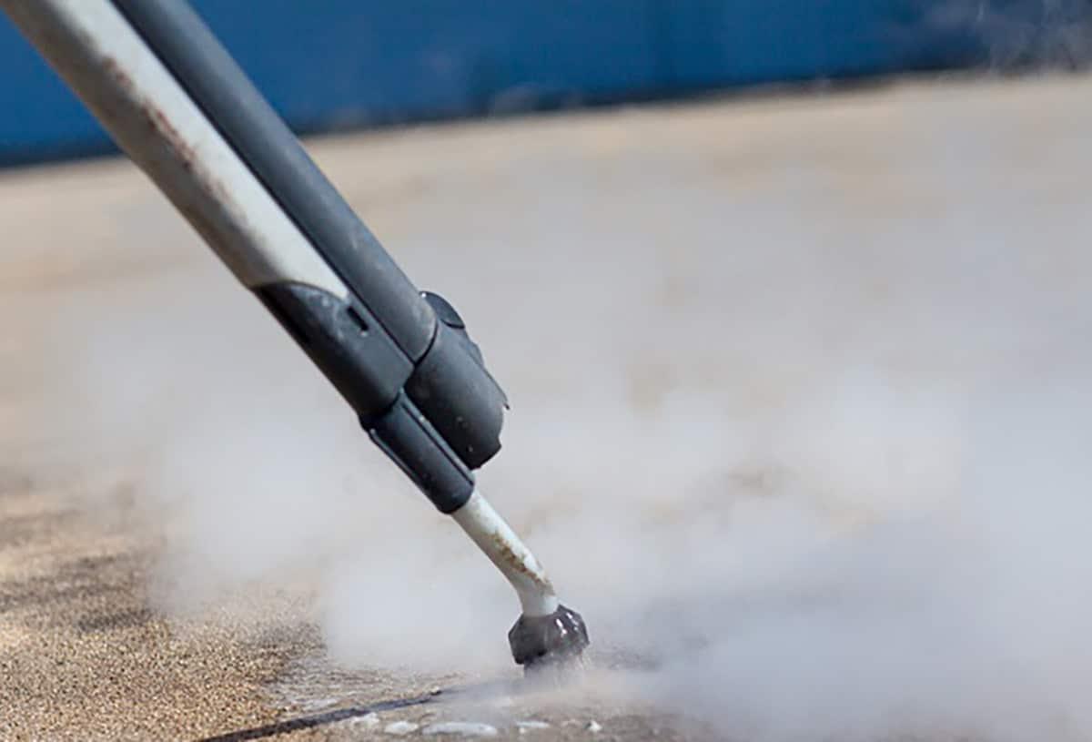 désinfecter à la vapeur sèche